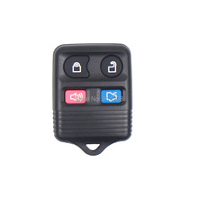 TEMREIPO 4 button key blank fob selling for american car remote control key cover case ford