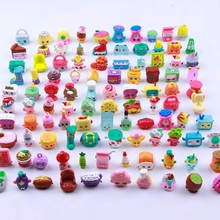 50PCS/Lot Not repeating Toys Rubber Material Action Toy FiguresToy Boy And Girls Change Season 1 2 3 4 5