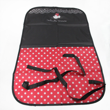 1Y47060 67*48cm Car Accessory Auto Seat Back Protector Cover Backseat For Children Babies Kick Mat Protects from Mud Dirt