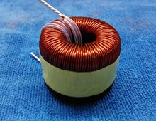 5KW Sendust Magnetic Ring Sine Wave Inductance Inverter Filter Inductor PFC Induction Coil