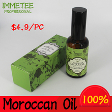 Moroccan argan oil for hair care and repair 50ml treatment worthy just need 4.9 USD!!!  free shipping
