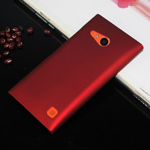 HIGH Quality Fashion Frosted Matte Plastic Hard 4.7For Nokia Lumia 730 Case For Nokia Lumia 730 735 Cell Phone Case Cover
