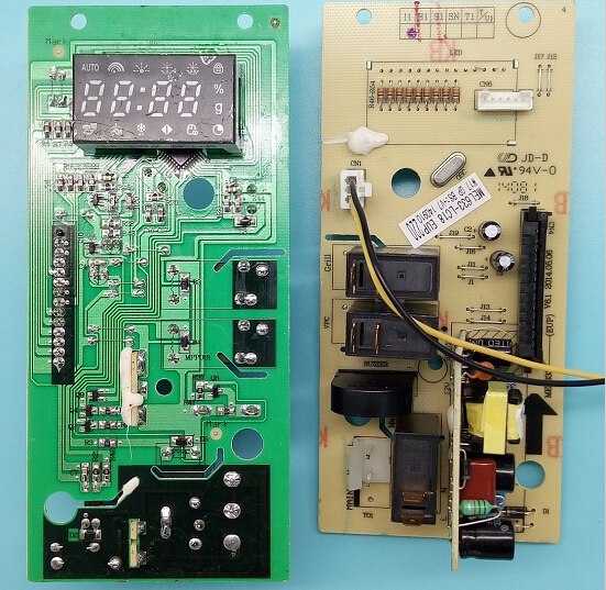 Free shipping 100% tested for Galanz Microwave Oven computer board G80F20CN2L-B8(R0) MEL086-LCK8 control mainboard on sale<br>
