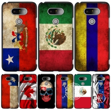 slovak mexico canada chile colombia flag case phone cover for LG G5 K4