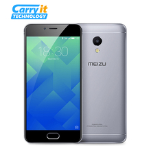"Original Meizu M5s 3GB 16/32 GB  Mobile Phone Android MTK Octa Core 5.2"" 3000mAh Cellular Fingerprint Quick Charge"