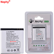 2017 New Nephy Original Battery BL-5K For Nokia N85 N86 N87 8MP 701 Helen X7 C7 C7-00 C7-00S Oro X7-00 2610S T7 1200mAh In Stock