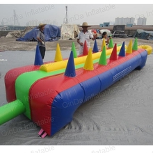 Indoor and outdoor inflatable table airball, under pressure floating ball for sale(China)