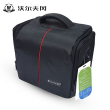 Multifunctional Professional Camera bag shoulder Backpack waterproof shockproof digital Video Photo bag For Canon EOS Nikon Sony(China)