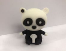 Cartoon panda Memory Stick/Gift /U Disk usb Flash Drive USB stick lovely USB 2.0 /Creativo Pendrive/ 1gb-64gb 2YY3149