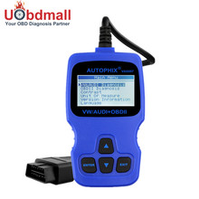 Autophix VAG007 VAG Automotive Scanner for Audi VW Polo Passat Golf Skoda Seat Engine ABS Airbag EPB Oil Serivce Code Readers