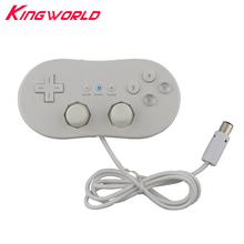Hight quality Wired Classic 1 Gamepad Controller for GameCube interface for Nintendo Wii