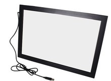 "Cheap 55"" infrared touch screen frame,multi touch screen overlay kit for PC LCD Monitor making your computer to be touchable"