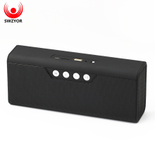 SWZYOR B23 Portable Wireless Stereo Bluetooth Speaker Outdoor sports 10W with Power bank 3000mAh TF Super Bass Sound Box Boombox(China)