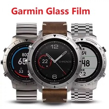 9H Applicable For Garmin fenix Chronos Cool Dragon Intelligent Sports Watch Tempered Glass Film