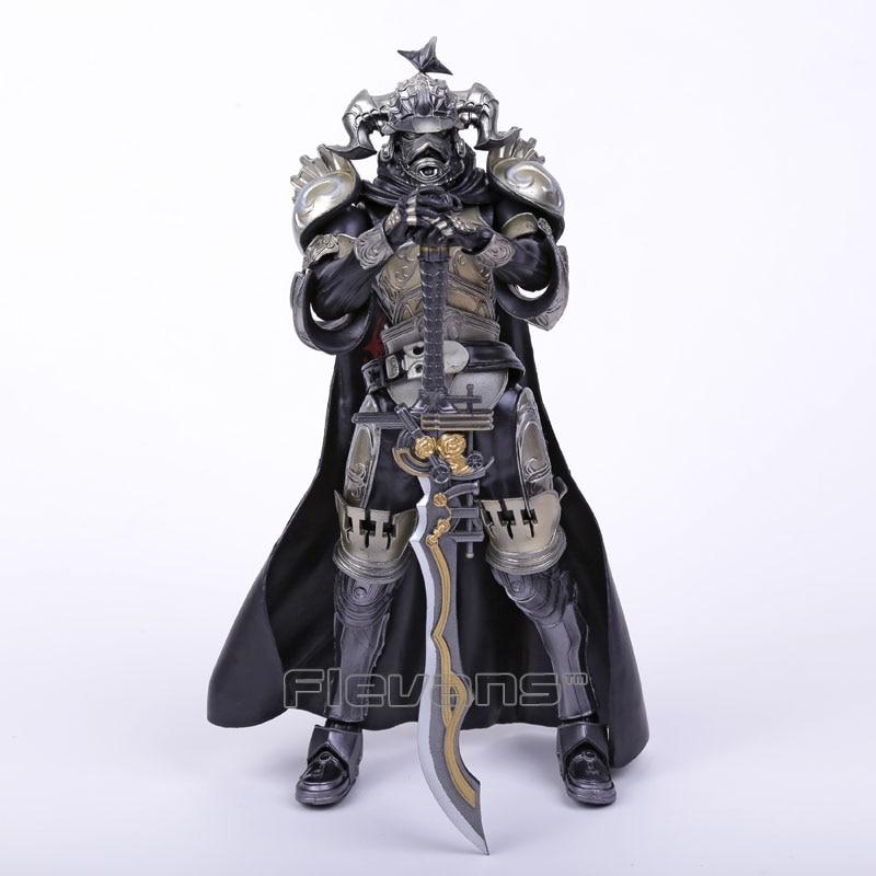 SQUARE ENIX Play Arts KAI Final Fantasy DISSIDIA Gabranth PVC Action Figure Collectible Model Toy 28cm<br><br>Aliexpress