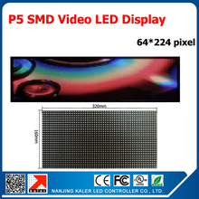 TEEHO led board display LED Display Board Video Card Control PLED screen 5 Indoor Video Wall 69cm*229cm 27''*90'' LED Strip Sign(China)