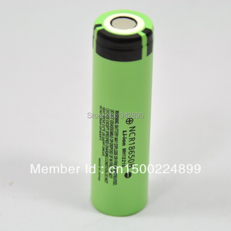 100% Original 3.7V NCR 18650B 3400mAh Rechargeable Batteries Panasonic 18650 Battery/Power Bank/Flashlight  -  Online Store 342890 store