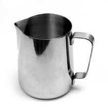 New 350ML Stainless Steel Milk Frothing Latte Coffee Mug Cup Jug Pitcher Tamper Craft Home Kitchen Tools