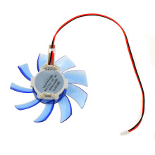 Personal Computer Graphics Card Cooling Fans 7.5cm Diameter Computer Replacements Graphics Card Cooler Fans(China)