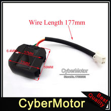 4 Wires Cable Voltage Regulator Rectifier For 150cc 200cc 250cc Engine Chinese ATV Quad 4 Wheeler Pit Dirt Bike Moped Scooter