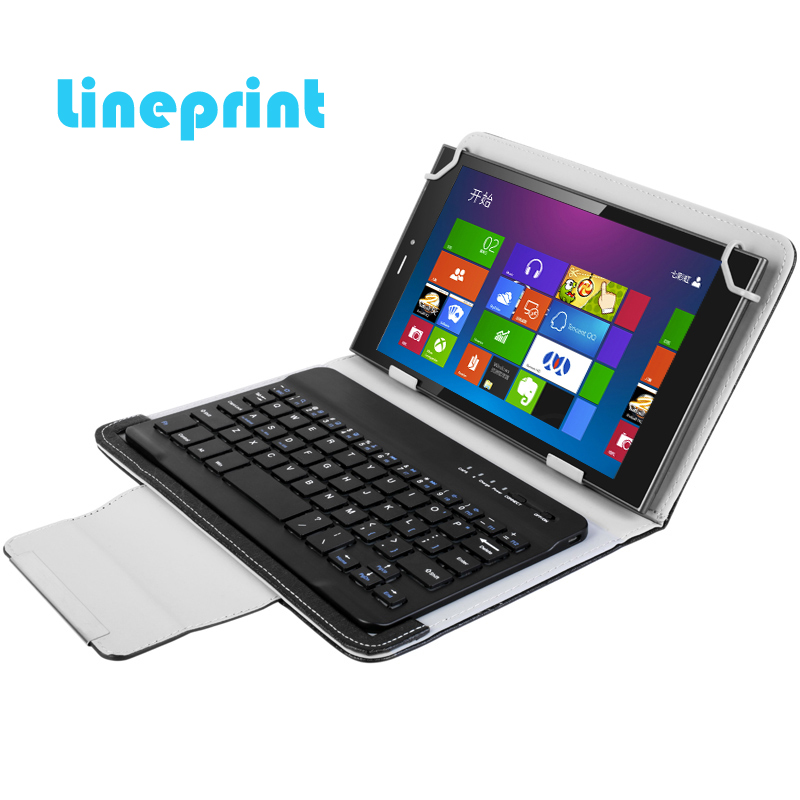 2017 Bluetooth keyboard case for  LG G Pad 8.0 V480 V490 tablet pc for  LG G Pad 8.0 V480 V490 keyboard case<br>