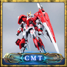 MB Metal build Gundam 00 GN-0000 7S 00 Seven Sword Gear Red Inspection Model action figure