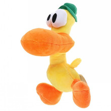 Hot Pocoyo Elly Pato Loula Plush Soft Character Duck Elephant Figures Stuffed Plush Toys Doll Kid Children Toy Gift(China)