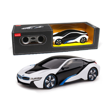 Licensed 1:24 RC Mini Cars Electric Remote Control Toys 4CH Radio Controlled Cars Classic Toys For Boys Girls Kid Gift I8 48400(China)