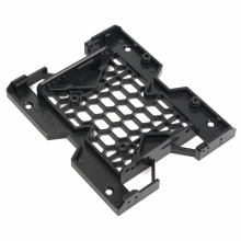 "4pcs SSD Hard Drive Caddy To 3.5"" 2.5"" SSD Hard Drive Adapter Tray SSD Adapter Caddy Tray With Screws Can Mount Fan For PC(China)"