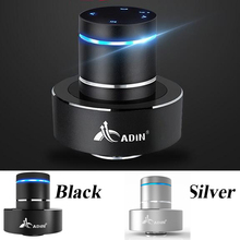 New Adin NFC Vibration Speaker 360 degree S8BT 26W Bluetooth Speaker BT Bluetooth 4.0 Phone Function NFC Vibrating Speaker(China)