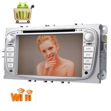 Android 6.0 2 Din Car Stereo DVD Player Ford S-max/Focus 2008-2010 Galaxy 2010-2012 GPS Navigation Radio 1080P Videp WiFi - EinCar car multimedia Store store