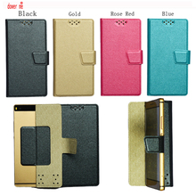 dower me New Universal Flip PU Leather Case Cover For Gigabyte GSmart Classic Pro Phone In Stock F3