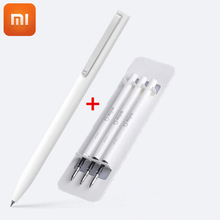 Original Xiaomi Mijia Sign Pen 9.5mm Signing Pen PREMEC Smooth Switzerland Refill MiKuni Japan Ink Add Mijia Pen Black Refill(China)