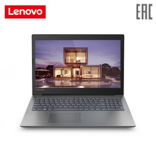 "Ноутбук lenovo 330-15IGM 15,6 ""/N4000/4 ГБ/500 ГБ/Intel HD 600/noODD/DOS/Black (81D1009HRU)(Russian Federation)"
