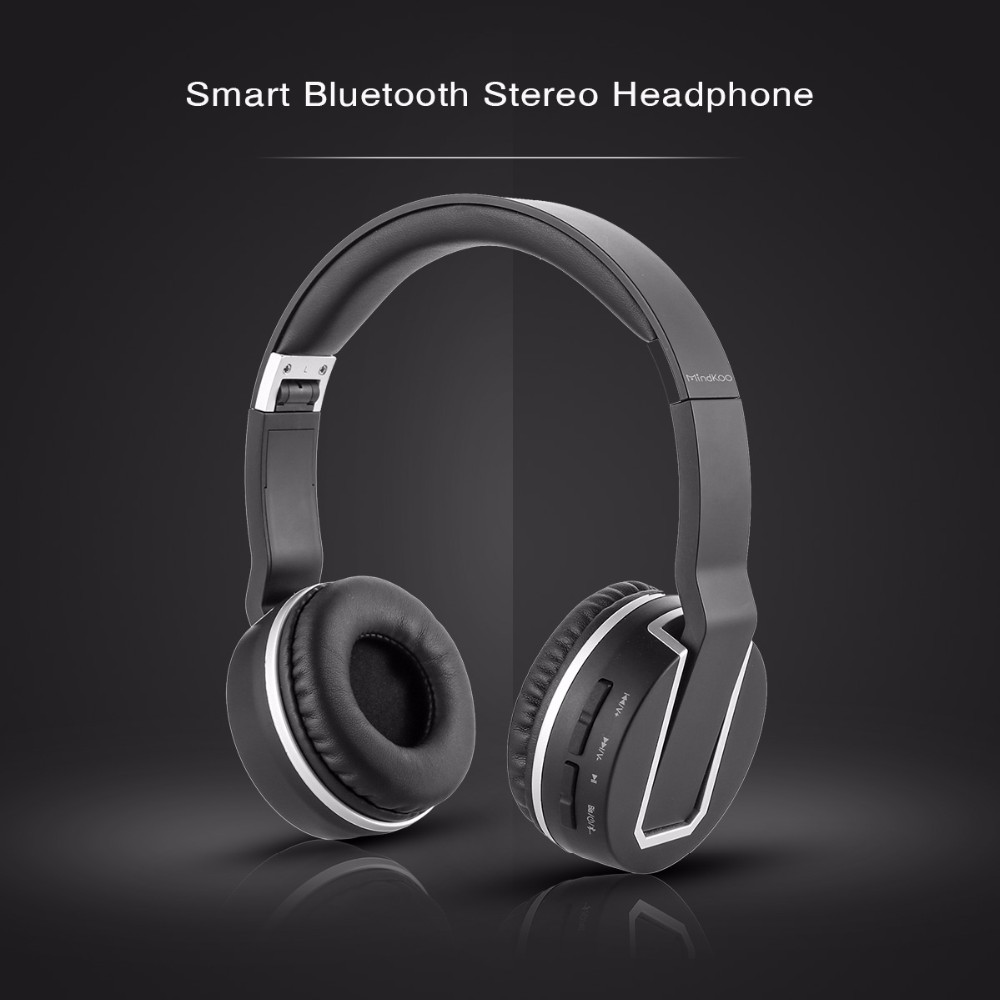 Mindkoo bluetooth earphone mikrafon bluetooth Stereo wireless Hifi gaming headphones with Microphone for mobile phone computer<br><br>Aliexpress