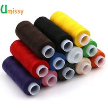 12pcs different colors sewing thread 5g each as DIY sewing thread kit for hand sewing or machine sewing thread(China)