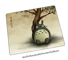 Totoro mouse pad Beautiful mousepads best gaming mouse pad gamer padmouse present large personalized mouse pads keyboard pad(China)