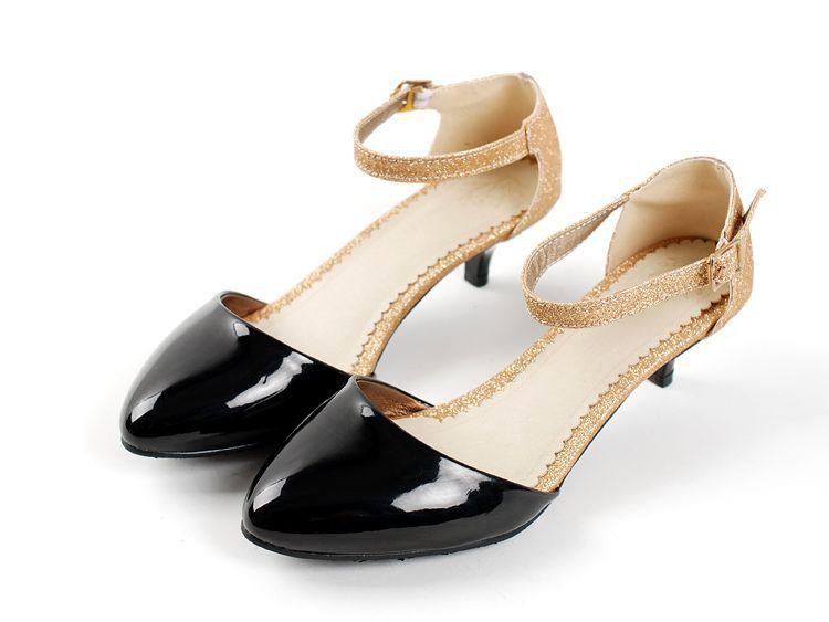 2016 Sandalias Mujer Tenis Feminino Plus Size Ladies Shoes Women High Heels Pumps Sapato Feminino Summer Style Chaussure Femme <br><br>Aliexpress