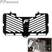 Black Motor Bike Motorcycles Radiator Grill Guard Cover Protector for BMW F650GS 08-12 F700GS 11-15 F800R 12-14 F800S 06-08