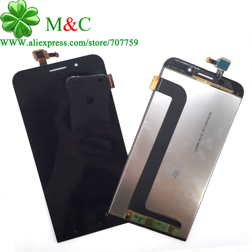 Original ZC550KL LCD Touch Panel For ASUS Zenfone MAX ZC550KL LCD Display Touch Screen Digitizer Assembly Free by Post<br><br>Aliexpress