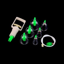 1 Set 6 Can Massager Health Monitors Products Can Opener Pull Vacuum Cupping of The Tanks Cutem Extractor Acupuncture Wholesale(China)
