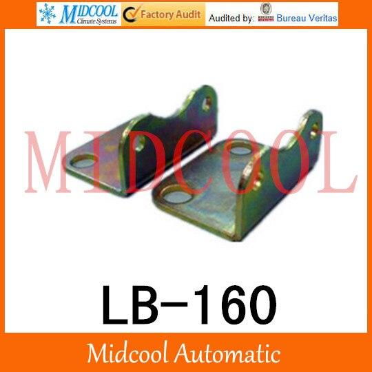 SC standard cylinder, cylinder horse LB-160 Bore 160mm pneumatic parts Foot Rest<br>