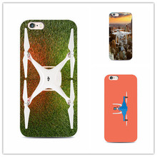best the dji Drones phone case plastic design cover for iPhone 7 plus 4 4s 5 s 5 c 6 s for Samsung S5 S4 S6 S7edge