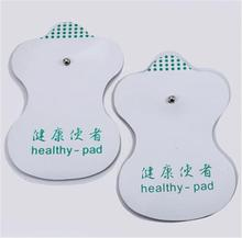 Hot Sale 20PCS White Electrode Pads For Tens Acupuncture Digital Therapy Machine Massager(China)
