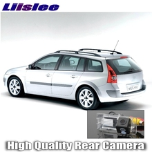 Liislee Car Camera For Renault Megane II / III / 2 / 3 High Quality Rear View Back Up Camera Friends Use | CCD + RCA