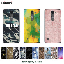 Buy LG Spirit H422 H440Y H440N H420 Ultra Slim TPU Phone Case Marble Printed Soft TPU Case LG Spirit H422 H440Y H440N for $1.48 in AliExpress store