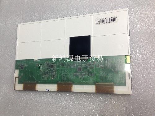 Qunchuang original 10.2 inch AT102TN43 LCD screen notebook screen LVDS interface equipment<br>