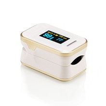 Cost Price New Pulse Oximeter With OLED Display Pulsoxymeter Digital Oxygen Saturation Monitor Tensiometro With Fashional Design(China)