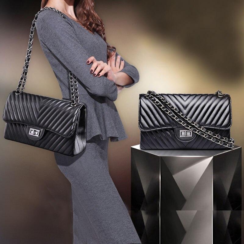Z0006 quality Leather Newest Fashion Crossbody Bags Womens Designer Brand Handbags High Quality Ladies Shoulder Messenger bag<br>