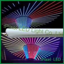 Discount rgb dmx led tube light 16Pixels DMX512(China)